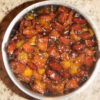 Sausage and Peach Jam