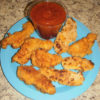 Pizza Flavored Chicken Strips